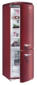Kombinace chladničky s mrazničkou Gorenje RK 62358 OR, Old Timer