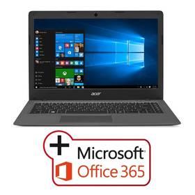 Acer Aspire One Cloudbook 14 (AO1-431-C15L) (NX.SHGEC.001) šedý + Software za zvýhodněnou cenu + Doprava zdarma
