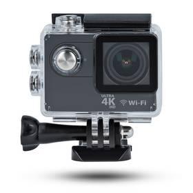 Forever Sportovní kamera Forever SC-410 4K (GSM018131) černá Paměťová karta Kingston MicroSDHC 16GB UHS-I U1 (45R/10W) + adapter (zdarma) + Doprava zdarma
