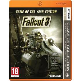Bethesda PC CC Fallout 3: Game of the Year (418901)