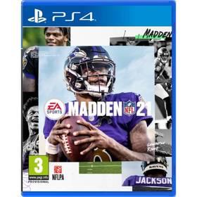 EA PlayStation 4 Madden NFL 21 (EAP448420)