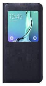 Samsung S-View pro Galaxy S6 Edge+ (EF-CG928P) (EF-CG928PBEGWW) modré