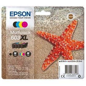 Epson T603 XL, 350/500 stran, CMYK (C13T03A64010)