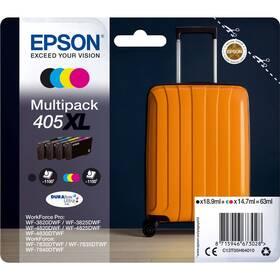 Epson 405 XL multipack, 4x1100 stran, CMYK (C13T05H64010)