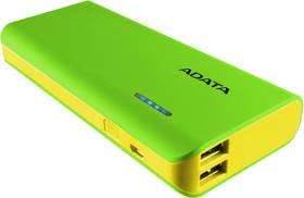 ADATA PT100 10000mAh (APT100-10000M-5V-CGRYL) žltá/zelená