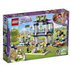 LEGO® FRIENDS® 41338 Stephanie ve sportovní aréně