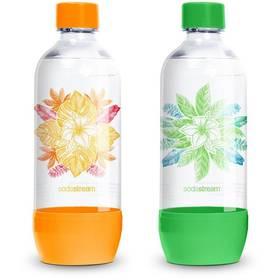 SodaStream JET Tropical Duo Pack, prales