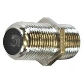 Spojka AQ pro anténní kabely s konektory F