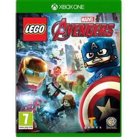 Ostatní Xbox One LEGO Marvel's Avengers (5051892195263)
