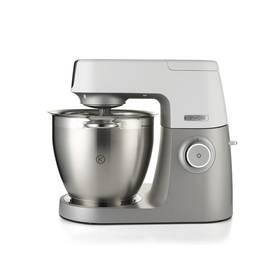 Kenwood Chef Sense KVL 6040 T stříbrný/bílý Přísl. k robotu Kenwood KAH358GL - mixér skleněný ThermoResist (zdarma) + Doprava zdarma
