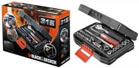 Black-Decker A7142 černá/stříbrná + Doprava zdarma