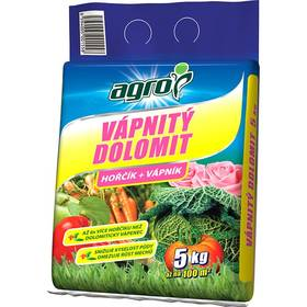 Agro Vápnitý dolomit 5 kg