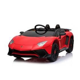 Made Lamborghini červené