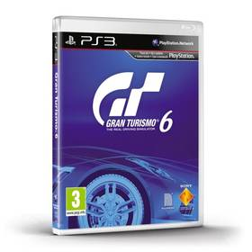 Sony PlayStation 3 Gran Turismo 6 CZ (PS719248873)