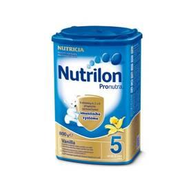Nutrilon 5 Pronutra Vanilka, 800g