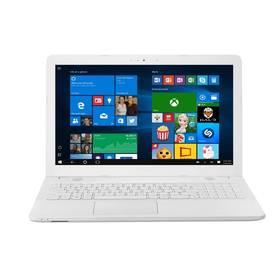 Notebook Asus X541NA-GO129T (X541NA-GO129T) bílý (poškozený obal 8800070286)