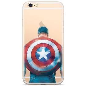 Marvel Captain America pro Samsung Galaxy J4+ (MPCCAPAM398) priehľadný