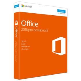 Microsoft Office 2016 CZ pro domácnosti (79G-04723) + Doprava zdarma