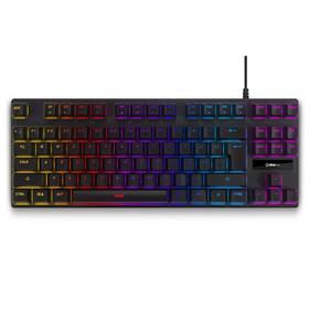 Niceboy ORYX K300X, CZ layout černá