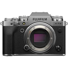 Fujifilm X-T4 stříbrný