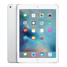 Apple iPad Air 2 Wi-Fi Cell 16 GB (MGH72FD/A) stříbrný