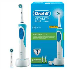 Oral-B Vitality Plus Cross action bílý