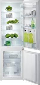 Kombinácia chladničky s mrazničkou Gorenje RCI4181AWV biela/ocel