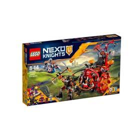 LEGO® Nexo Knights 70316 Jestrovo hrozivé vozidlo