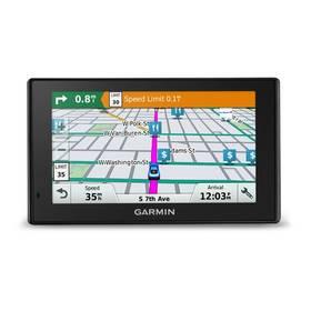 Garmin DriveSmart 50T-D Lifetime Europe20 černá + Doprava zdarma