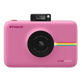 Polaroid SNAP TOUCH Instant Digital (POLSTBP) růžový + Doprava zdarma