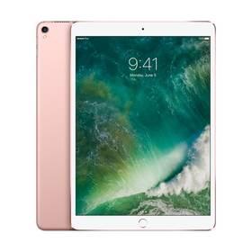 Apple iPad Pro 10,5 Wi-Fi + Cell 512 GB - Rose gold (MPMH2FD/A) Software F-Secure SAFE, 3 zařízení / 6 měsíců (zdarma)SIM s kreditem T-Mobile 200Kč Twist Online Internet (zdarma) + Doprava zdarma