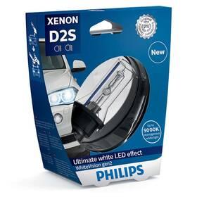Philips Xenon White Vision D2S, 1ks (85122WHV2S1)
