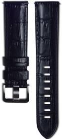 Samsung kožený pro Galaxy Watch GP-R805BR 22mm (GP-R805BREEAAA) černý (vrácené zboží 8800396929)