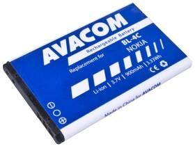 Avacom pro Nokia 6300, Li-Ion 900mAh (náhrada BP-4C) (GSNO-BL4C-S900A)