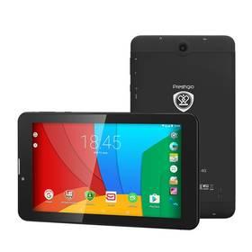 Prestigio MultiPad Wize 3407 4G (PMT3407_4G_C) černý Software F-Secure SAFE 6 měsíců pro 3 zařízení (zdarma)