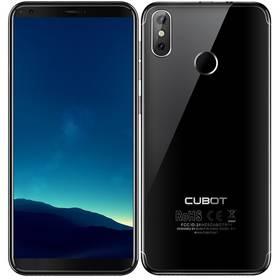 CUBOT R11 Dual SIM (PH3828) černý SIM s kreditem T-Mobile 200Kč Twist Online Internet (zdarma)Software F-Secure SAFE, 3 zařízení / 6 měsíců (zdarma)