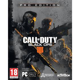 Activision PC Call of Duty: Black Ops IV Pro Edition (CEPC03055)