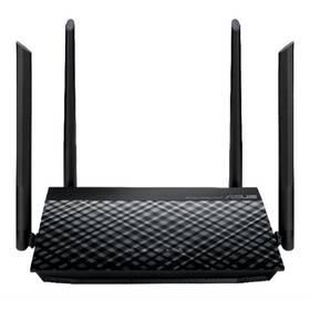 Asus RT-N19 - N600 Wi-Fi router (90IG0600-BN9510)