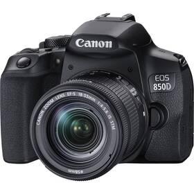Canon EOS 850D + 18-55 IS STM (3925C002) černý