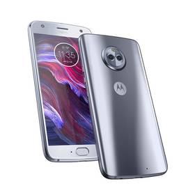 Motorola Moto X4 Dual SIM (PA8X0007CZ) modrý + Doprava zdarma