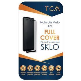 TGM Full Cover na Motorola Moto E6s (TGMFCMOTMOE6S) čierne