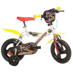 """Dino Bikes Dino Bikes 12"""" bílé + Doprava zdarma"""