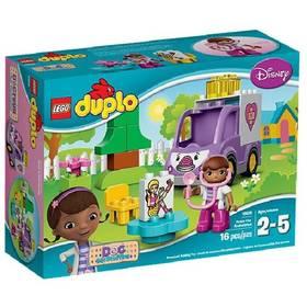 Lego® DUPLO Doktorka Plyšáková 10605 Sanitka Rosie