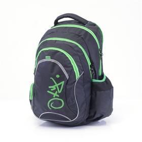 P + P Karton Anatomický batoh OXY Fashion Green + Doprava zdarma