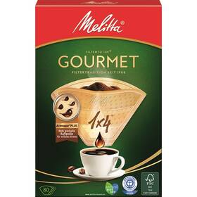 Melitta Gourmet 1x4 80 ks