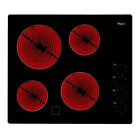 Whirlpool AKM 9010/NE černá (poškozený obal 5800094795)