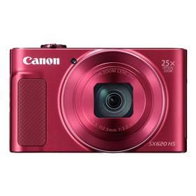 Canon PowerShot SX620 HS (1073C002) červený Pouzdro foto Canon DCC-1500 (zdarma) + Doprava zdarma