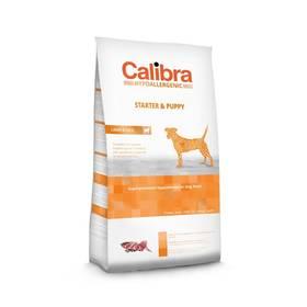 Calibra Dog Hypoallergenic Starter & Puppy Lamb 14kg + Antiparazitní obojek za zvýhodněnou cenu + Doprava zdarma