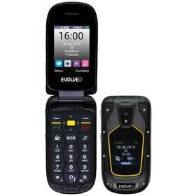 Evolveo StrongPhone F5 (SGP-F5-B) černý