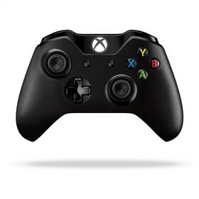 Gamepad Microsoft Xbox One Langley Wireless (EX6-00002) čierny